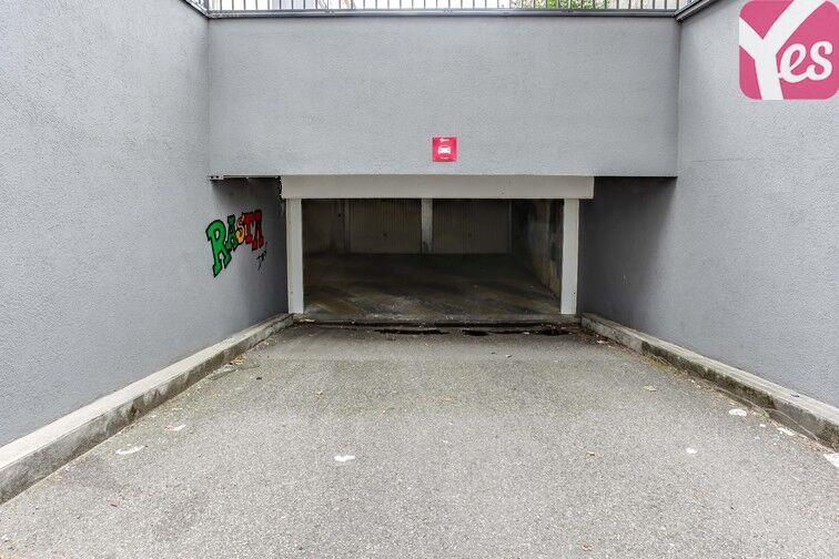 Parking Dauphiné - Lacassagne 69003