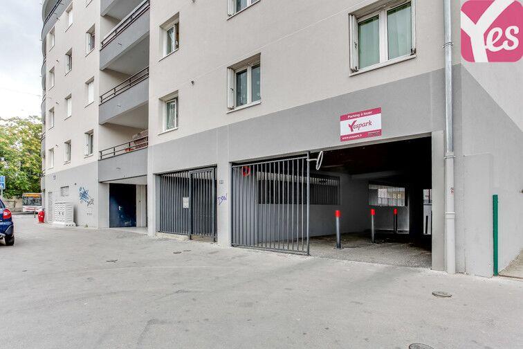 Parking Dauphiné - Lacassagne garage