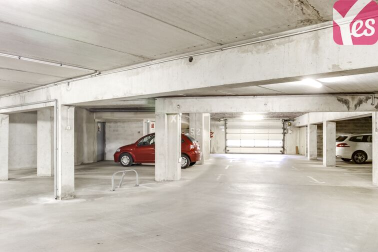 Parking Port des Minimes souterrain