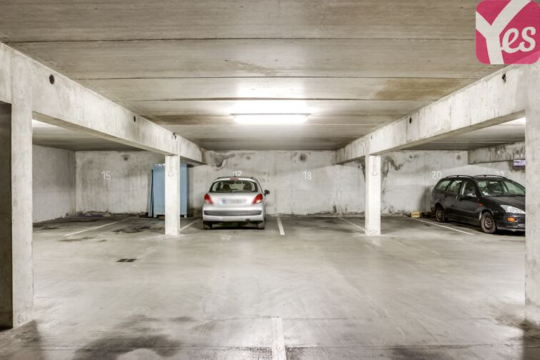 Parking Port des Minimes box