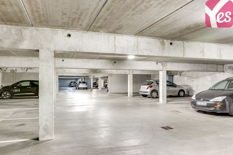 Parking Port des Minimes location