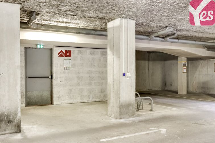 Parking Port des Minimes garage