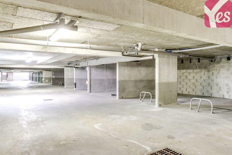 Parking Les Minimes - La Rochelle avis