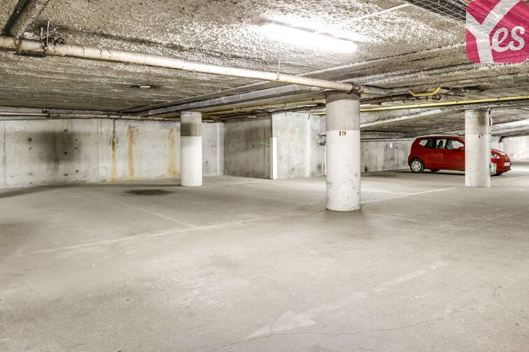 Parking Aéroport de la Rochelle souterrain
