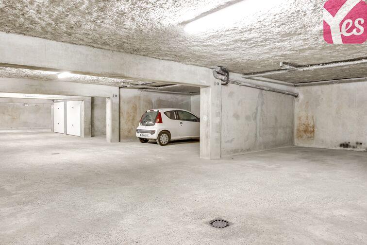 Parking Stade François Le Parco sécurisé