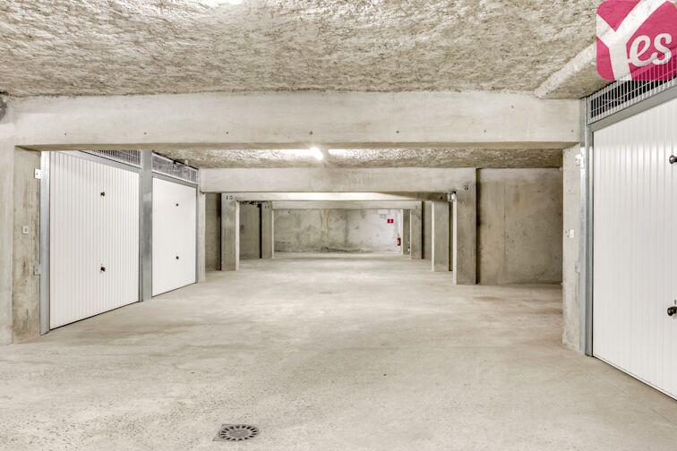 Parking Stade François Le Parco souterrain