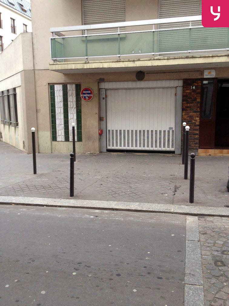 location parking Corentin Cariou