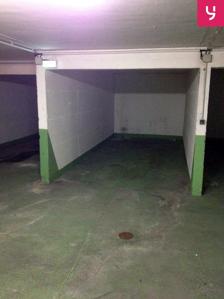 Parking Corentin Cariou souterrain