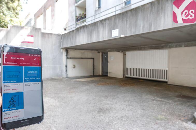 Location parking Université de La Rochelle