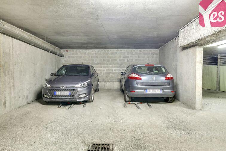 Parking Stalingrad - Lamothe sécurisé