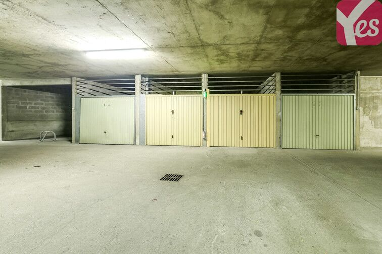 Parking Stalingrad - Lamothe souterrain