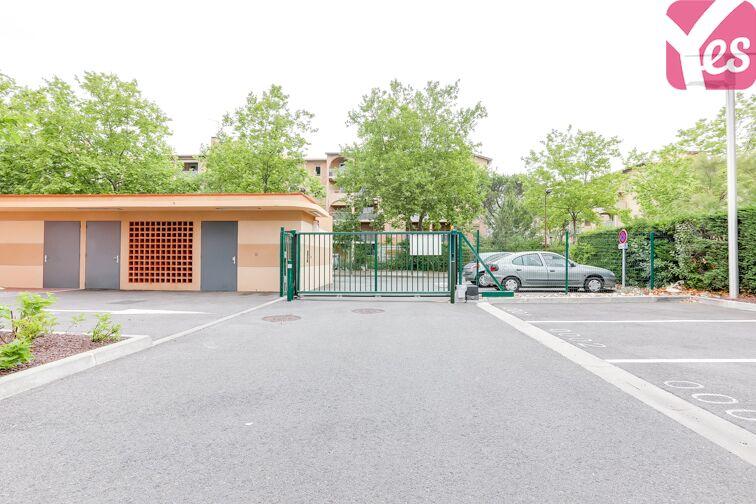 Parking Borderouge (aérien) Toulouse
