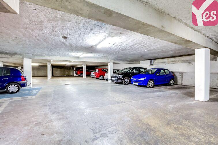 Parking Gare de Pessac gardien
