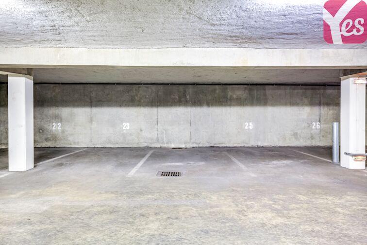 Parking Gare de Pessac 18 rue Gambetta