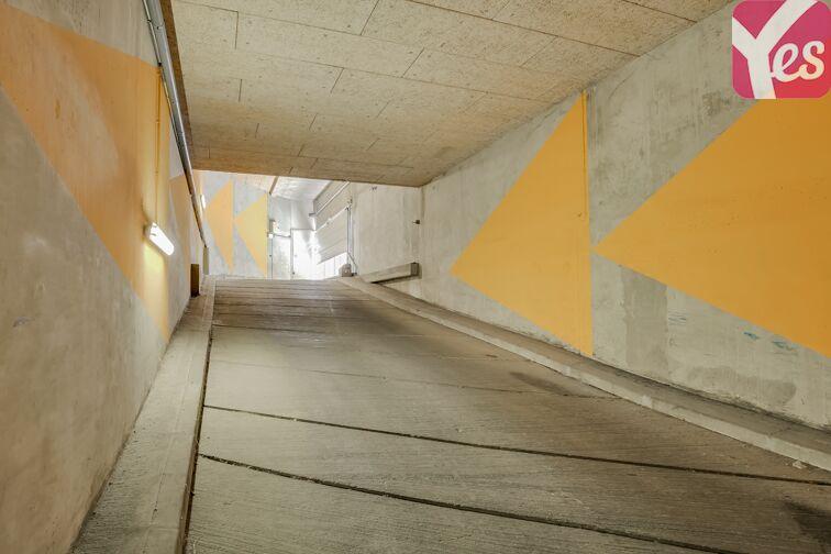 Parking Gare de Pessac sécurisé