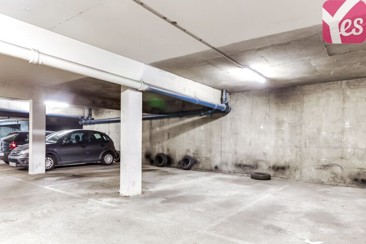 Parking Saint-Ouen - Supméca gardien