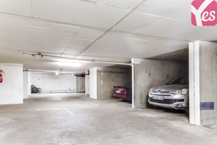 Parking Saint-Ouen - Supméca en location