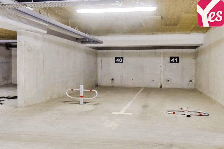 location parking Gare RER de Houilles