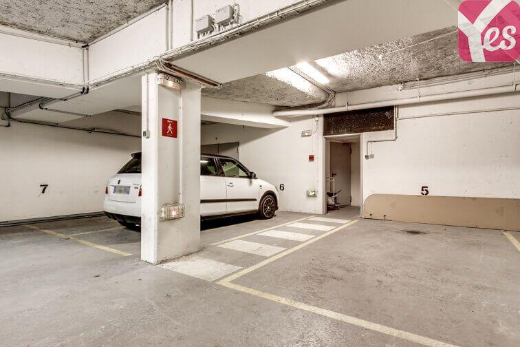 Parking Mairie du 14ème - Paris sécurisé