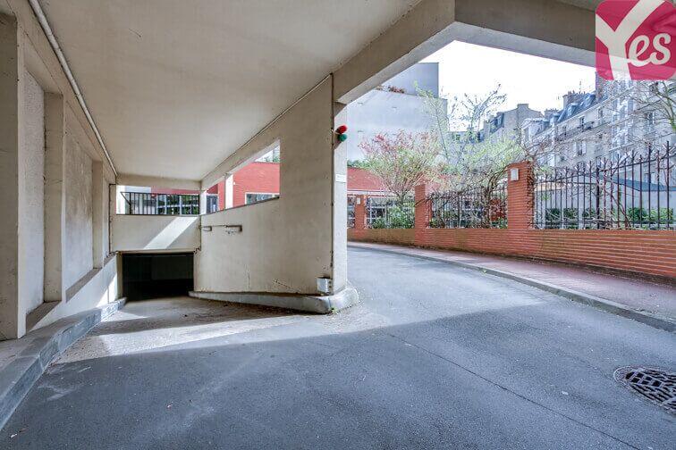 Parking Mairie du 14ème - Paris en location