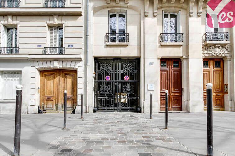 Parking Mairie du 14ème - Paris gardien