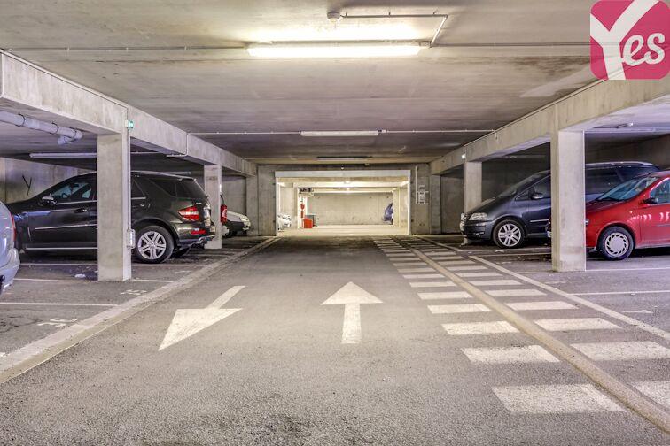 Parking Avenue de Paris - Lormont avis