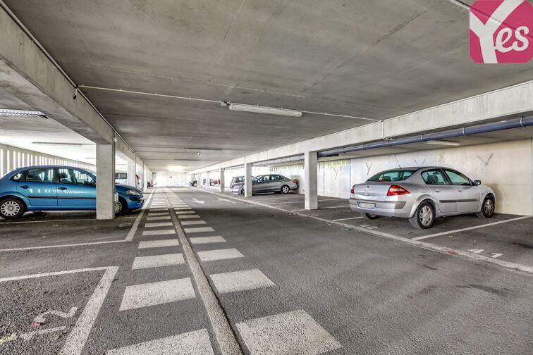 Parking Avenue de Paris - Lormont caméra
