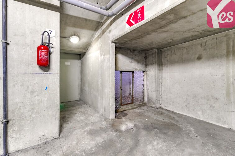 Parking Montjoies - Saint-Denis garage