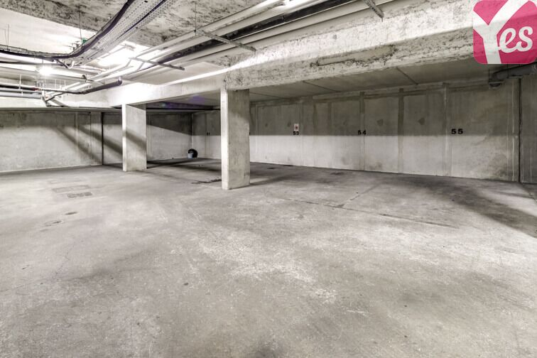Parking Montjoies - Saint-Denis location