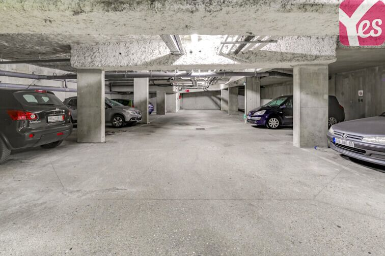 Parking Montjoies - Saint-Denis 7 rue Saint-Just