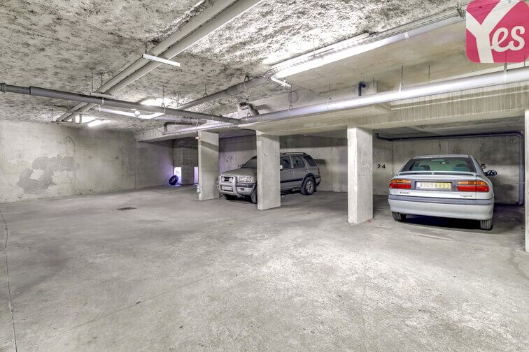 Parking Montjoies - Saint-Denis avis