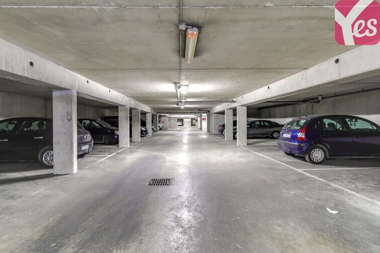 Parking Montjoies - Saint-Denis box