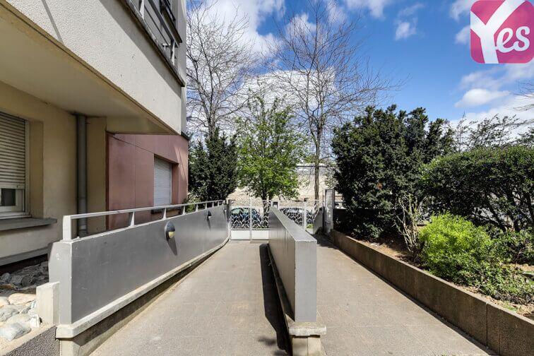 Parking Avenue de la Métallurgie - Saint-Denis box
