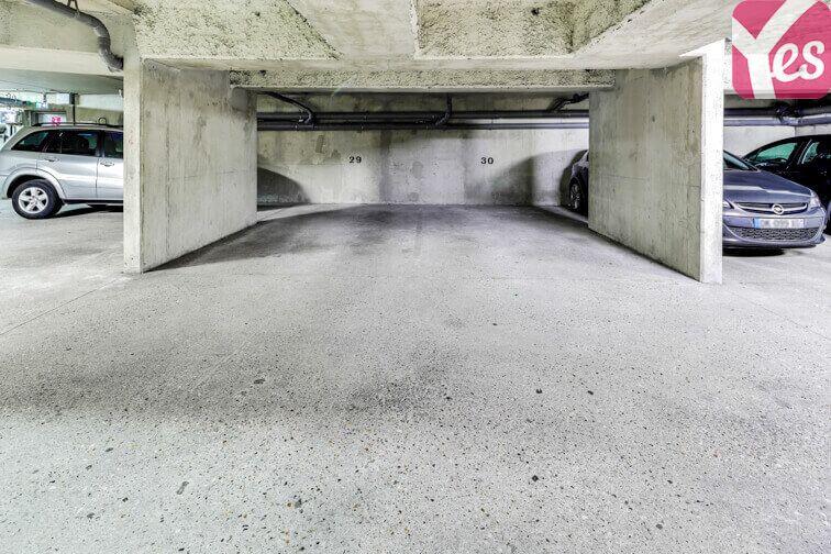 Parking Avenue de la Métallurgie - Saint-Denis avenue de la Métallurgie