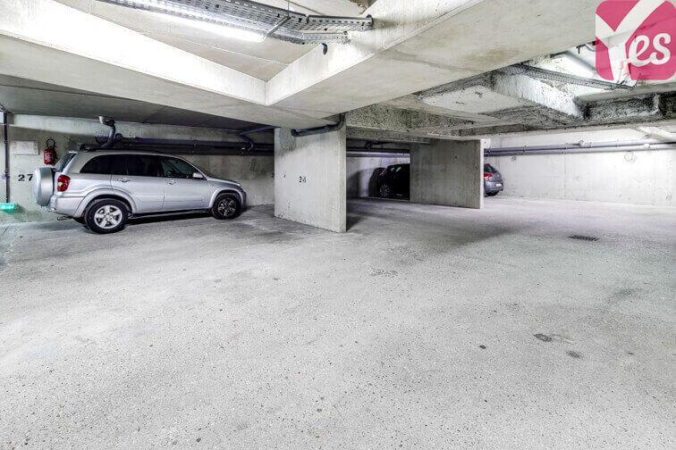 Parking Avenue de la Métallurgie - Saint-Denis caméra