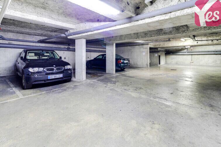 Parking Avenue de la Métallurgie - Saint-Denis 93210