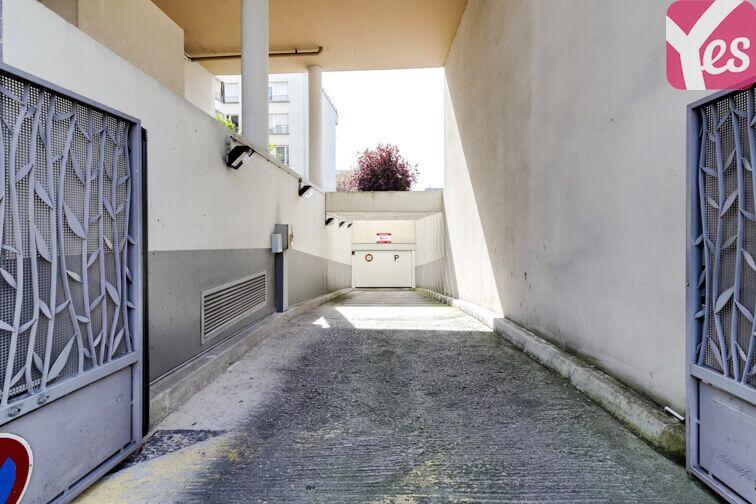 Parking Avenue de la Métallurgie - Saint-Denis gardien