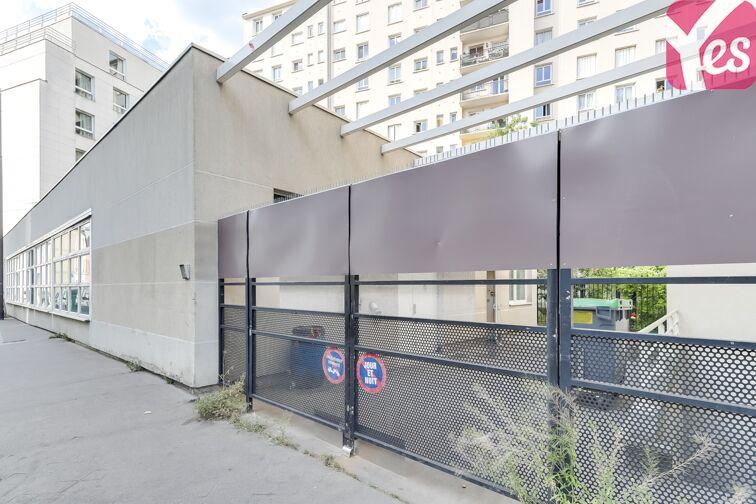 Parking Dugommier - Paris 12 location