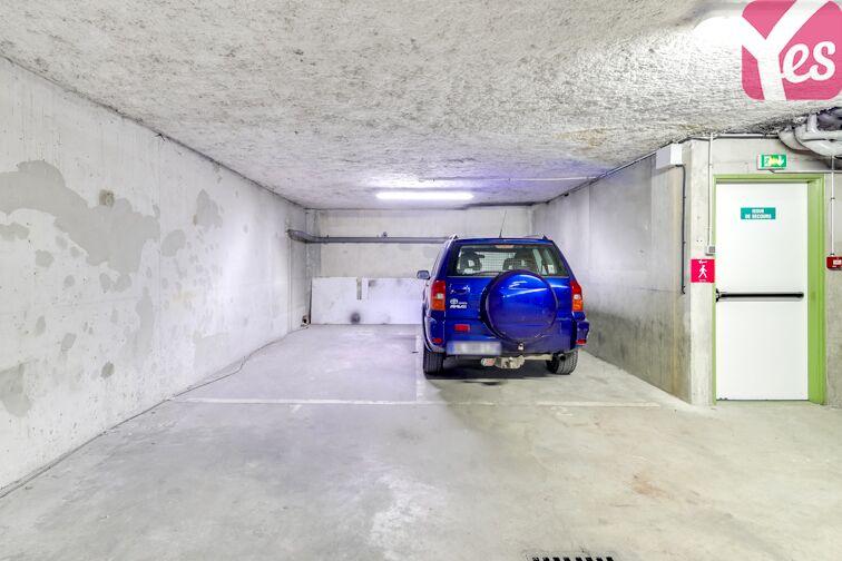 Parking Dugommier - Paris 12 caméra