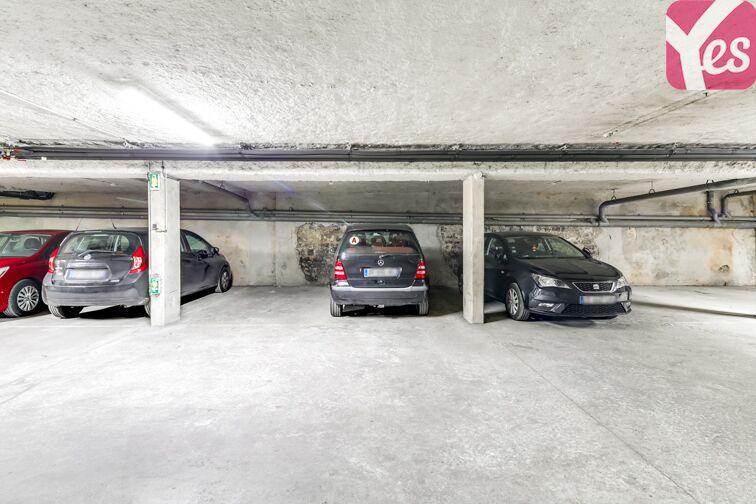 Parking Dugommier - Paris 12 location mensuelle