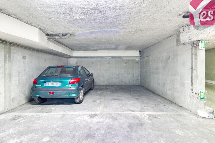 Parking Dugommier - Paris 12 sécurisé