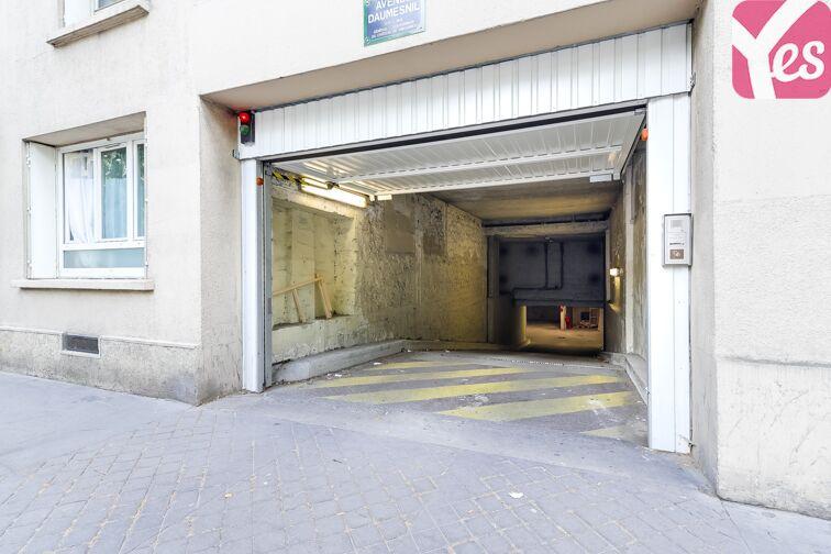 Parking Dugommier - Paris 12 gardien
