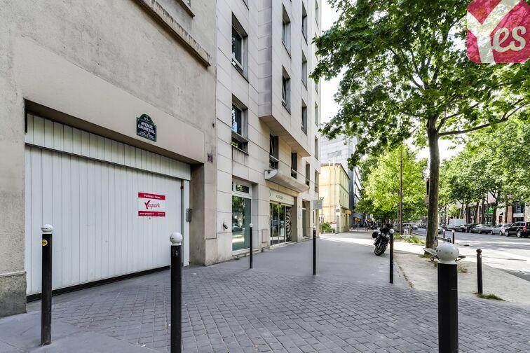 location parking Dugommier - Paris 12