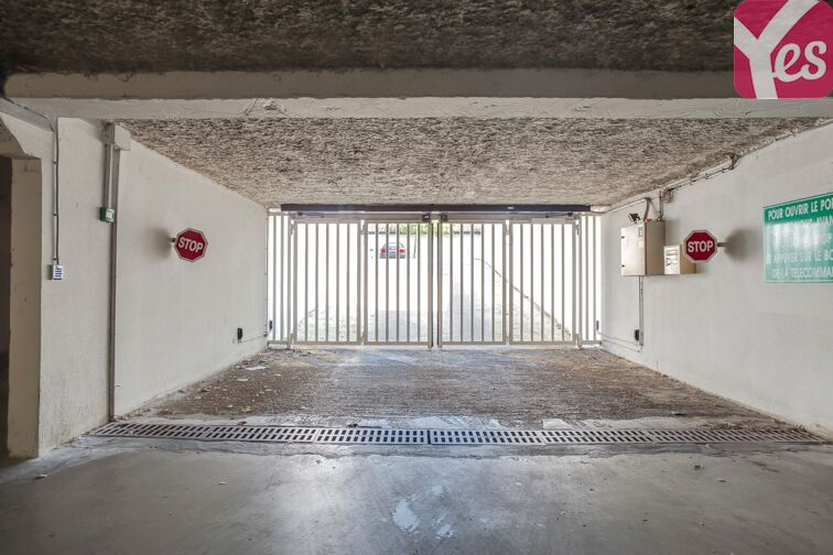 Parking Gare de Caudéran-Mérignac souterrain