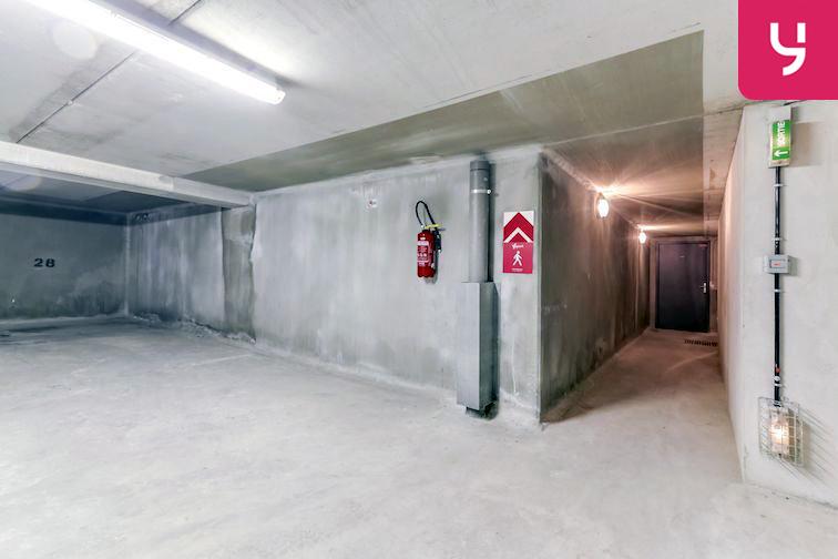 Parking Mairie de Choisy-le-Roi en location