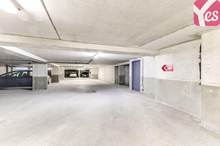 Parking Mairie de Choisy-le-Roi caméra