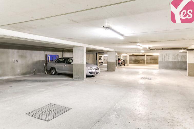 Parking Mairie de Choisy-le-Roi garage