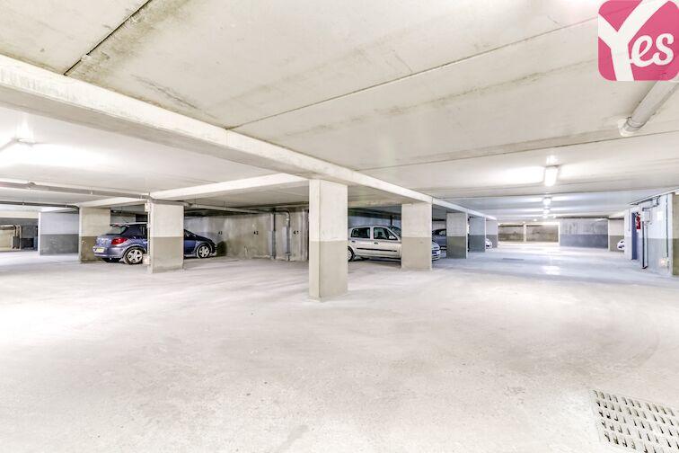 Parking Mairie de Choisy-le-Roi Choisy-le-Roi