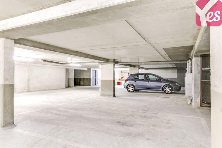 Parking Mairie de Choisy-le-Roi souterrain