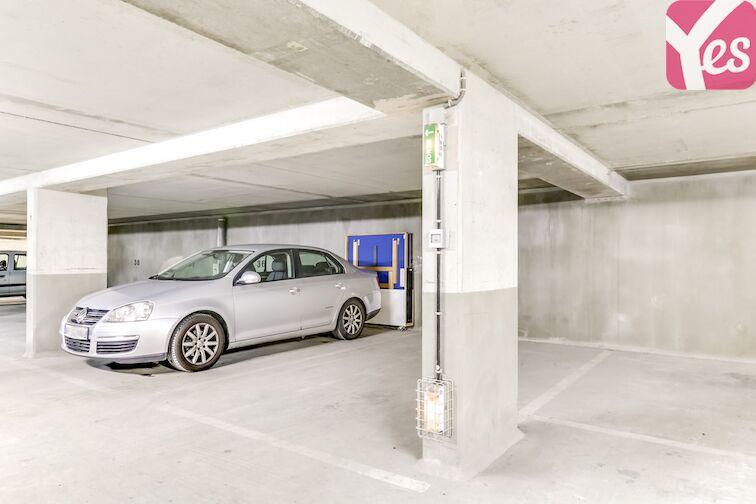 Parking Mairie de Choisy-le-Roi sécurisé